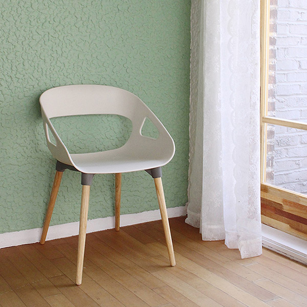 7 mẫu ghế xinh xẻo vừa decor nhà vừa làm đạo cụ để bạn sống ảo như Jennie - Ảnh 3.