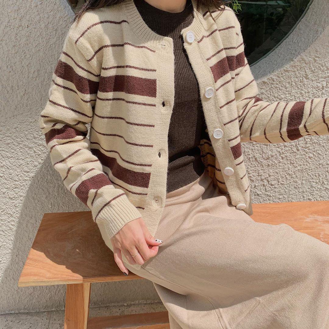 6 mẫu cardigan điệu đà max xinh giá từ 320k - Ảnh 4.