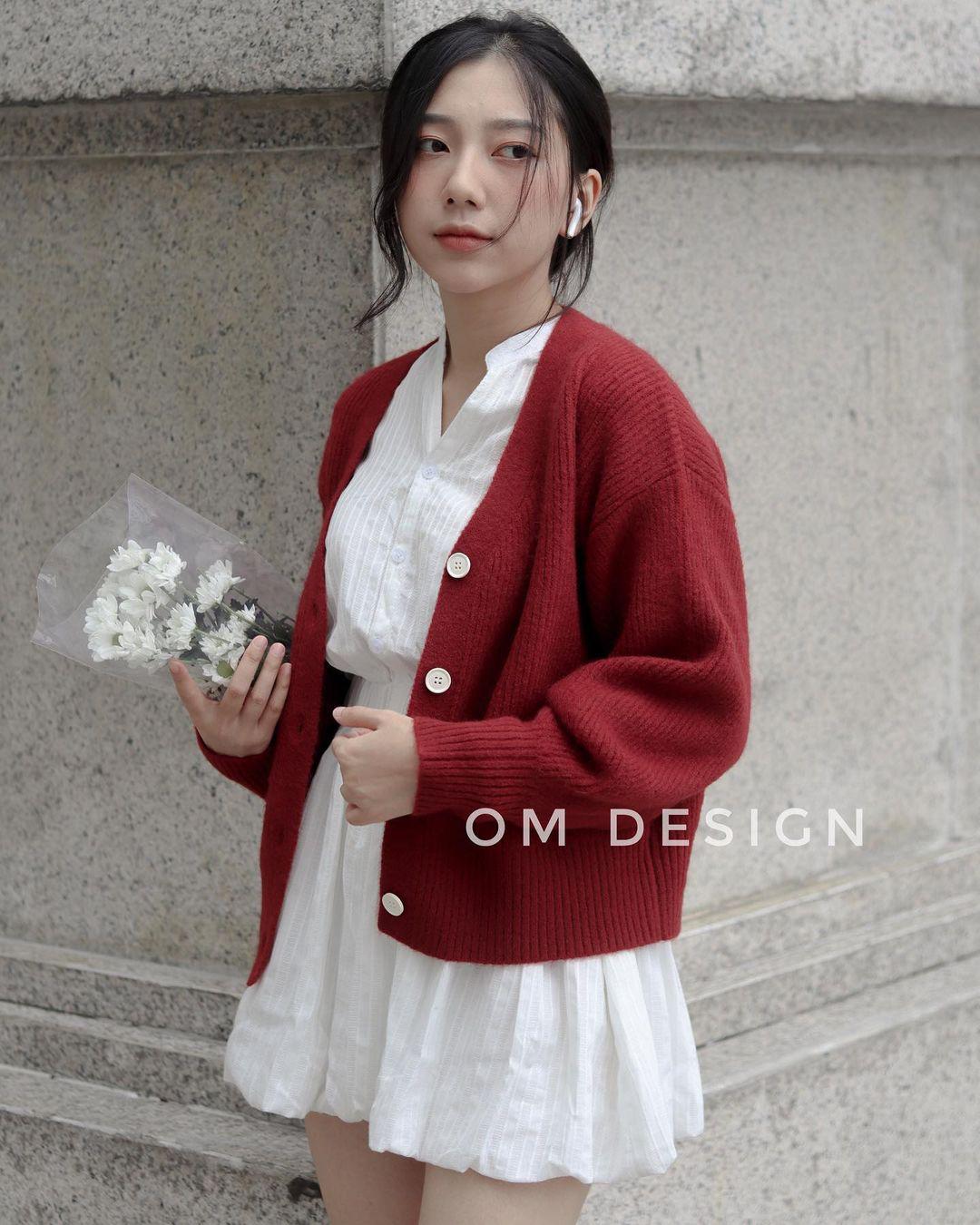 6 mẫu cardigan điệu đà max xinh giá từ 320k - Ảnh 5.