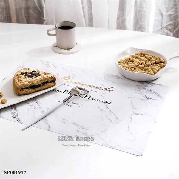 Muốn có bàn ăn đẹp chuẩn Instagram, bạn hãy sắm tấm lót bàn đa công dụng - Ảnh 9.