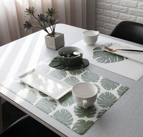 Muốn có bàn ăn đẹp chuẩn Instagram, bạn hãy sắm tấm lót bàn đa công dụng - Ảnh 2.