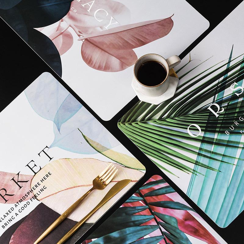 Muốn có bàn ăn đẹp chuẩn Instagram, bạn hãy sắm tấm lót bàn đa công dụng - Ảnh 4.