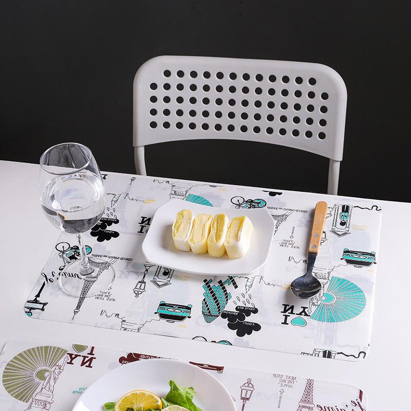 Muốn có bàn ăn đẹp chuẩn Instagram, bạn hãy sắm tấm lót bàn đa công dụng - Ảnh 5.