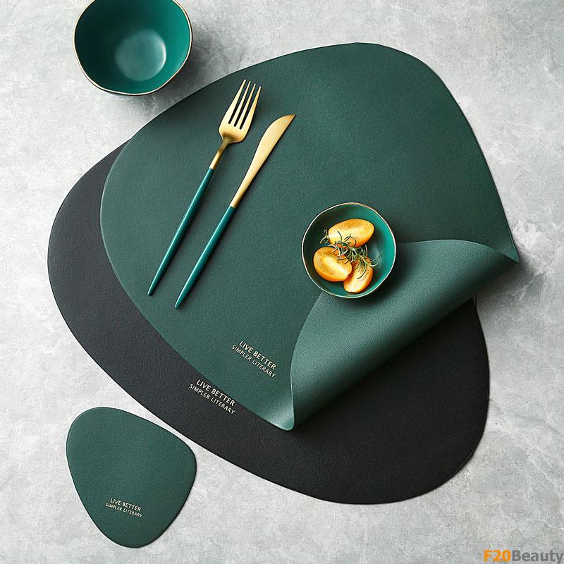 Muốn có bàn ăn đẹp chuẩn Instagram, bạn hãy sắm tấm lót bàn đa công dụng - Ảnh 8.
