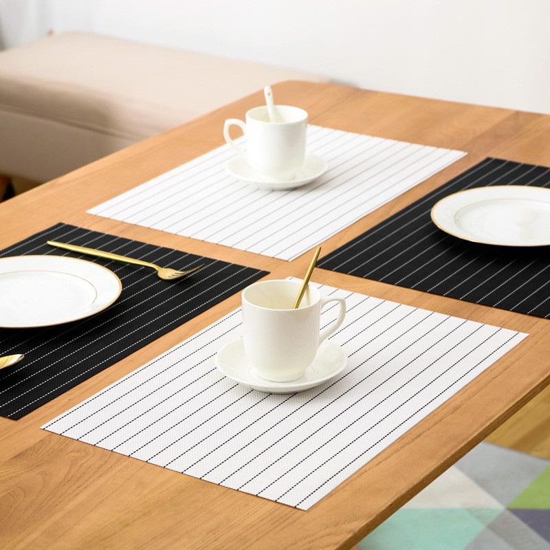 Muốn có bàn ăn đẹp chuẩn Instagram, bạn hãy sắm tấm lót bàn đa công dụng - Ảnh 6.