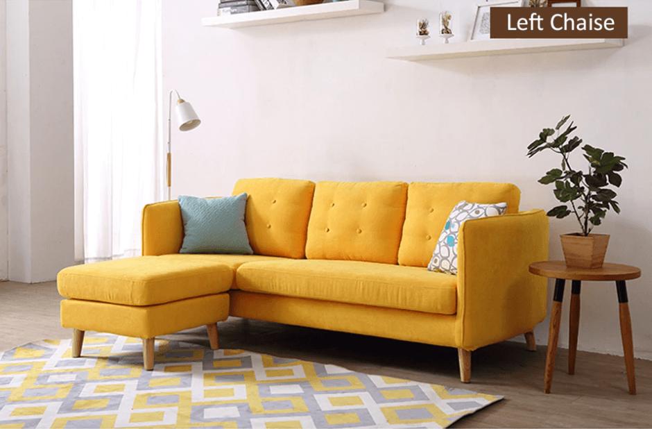 Cô nàng khó tính mách nước 8 mẫu sofa hô biến phòng khách sang chảnh thôi rồi - Ảnh 4.