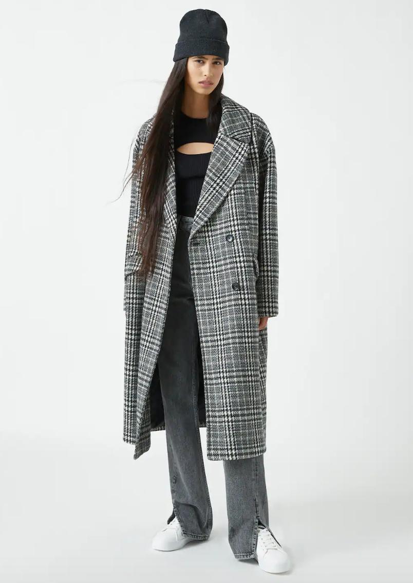 Bạn sắm áo dạ dáng dài chưa: Đầy mẫu xinh ngất mà giá chỉ từ 490K này - Ảnh 7.
