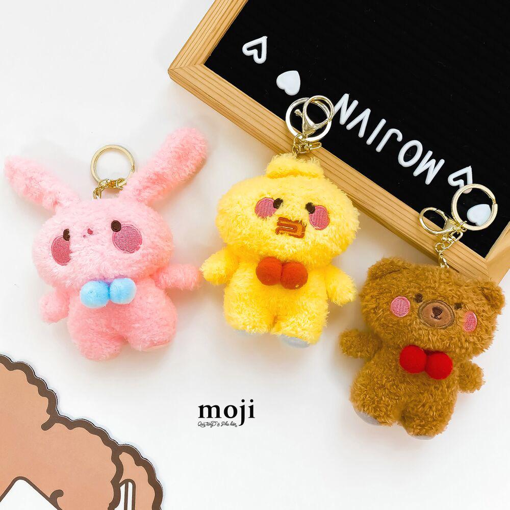 Bắt chước Jisoo, Lisa sắm móc khóa thú bông treo túi siêu cute - Ảnh 9.
