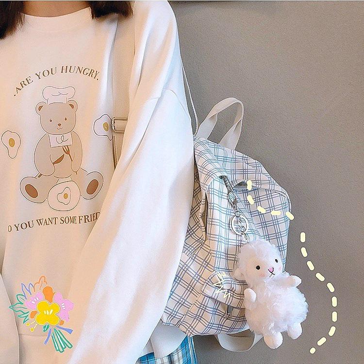 Bắt chước Jisoo, Lisa sắm móc khóa thú bông treo túi siêu cute - Ảnh 7.
