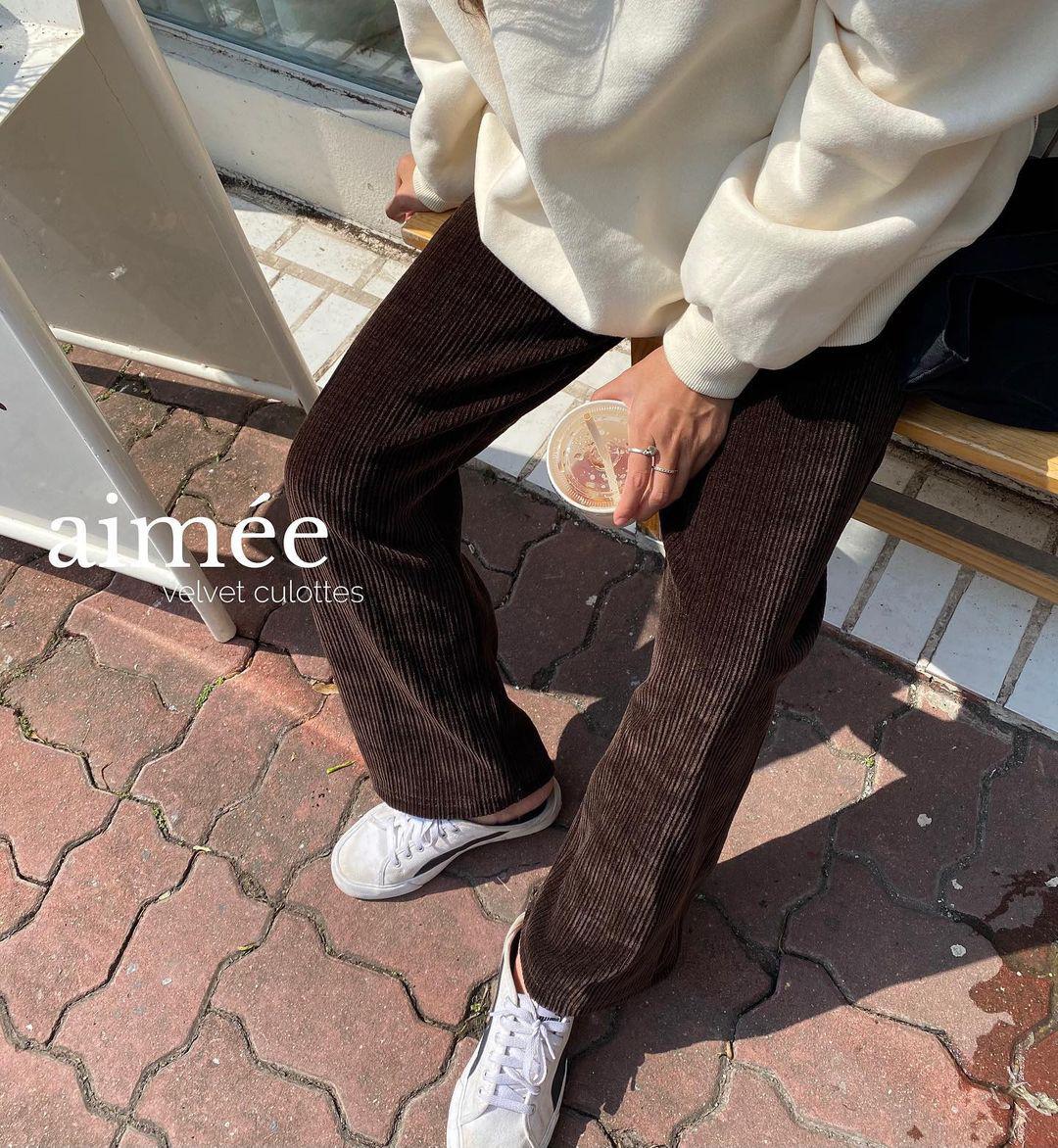 Trời rét nên mua quần nhung tăm: Giá chỉ từ 130K mặc vừa ấm vừa xinh - Ảnh 7.