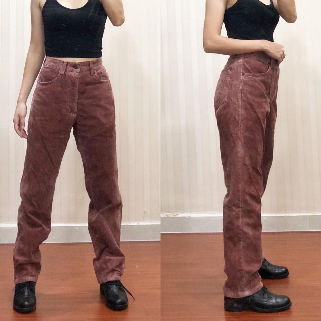 Trời rét nên mua quần nhung tăm: Giá chỉ từ 130K mặc vừa ấm vừa xinh - Ảnh 4.