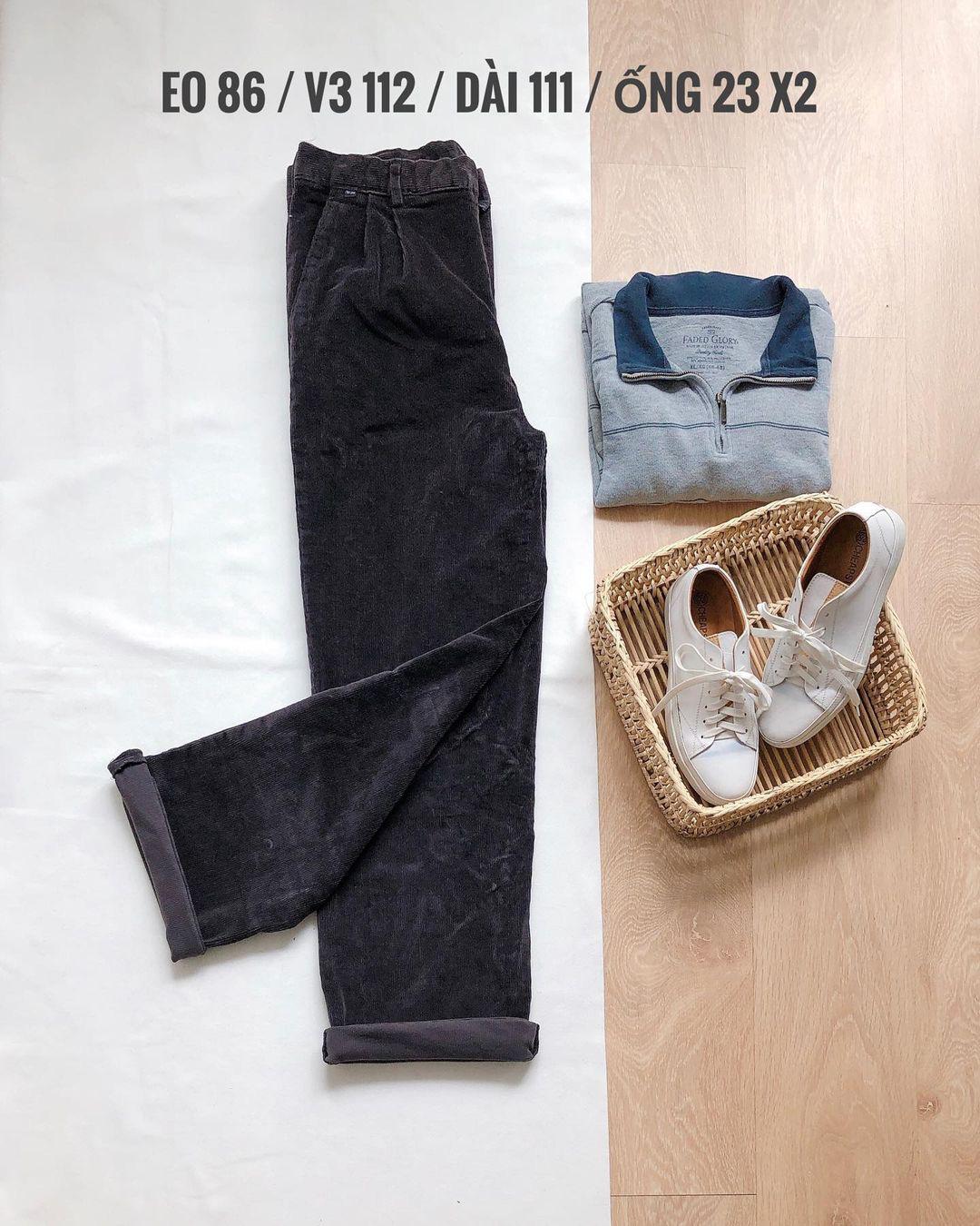 Trời rét nên mua quần nhung tăm: Giá chỉ từ 130K mặc vừa ấm vừa xinh - Ảnh 6.