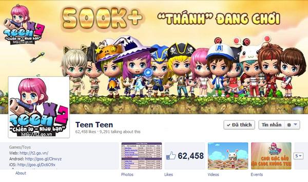 Game mobile Teen Teen – Trào lưu mới gây sốt giới trẻ 1