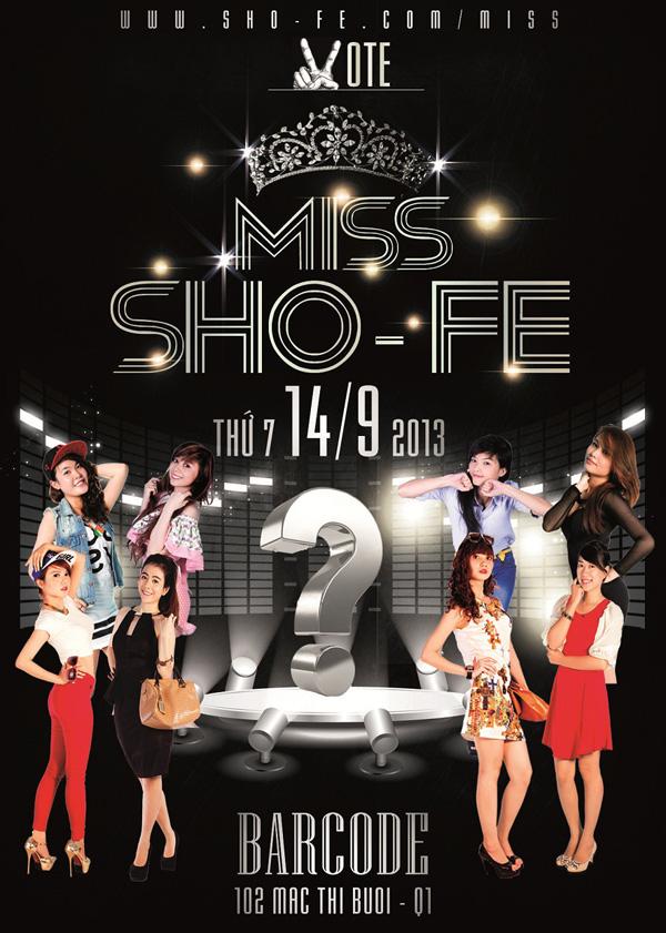 Lễ hội mùa thu 7, 8/9 và đêm chung kết Miss sho-fe 14/9 16