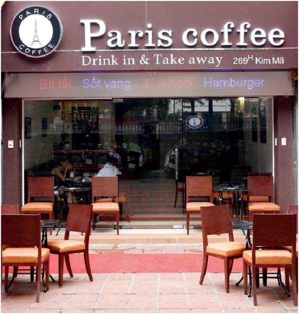 Góc nhỏ Paris giữa lòng Hà Nội 1