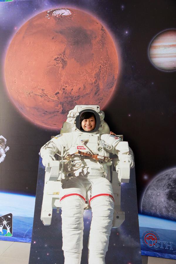 Sinh viên USTH tổ chức ngày hội không gian 3