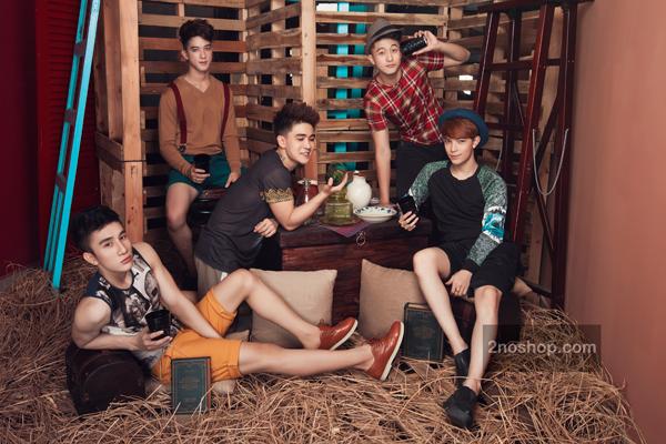 Dàn hot boy Việt quy tụ trong bữa tiệc thời trang 7