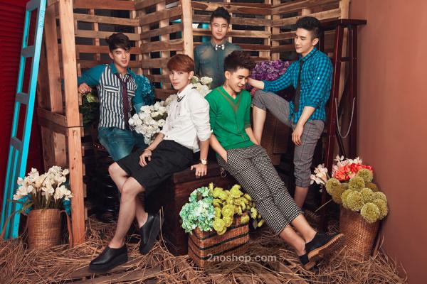 Dàn hot boy Việt quy tụ trong bữa tiệc thời trang 10