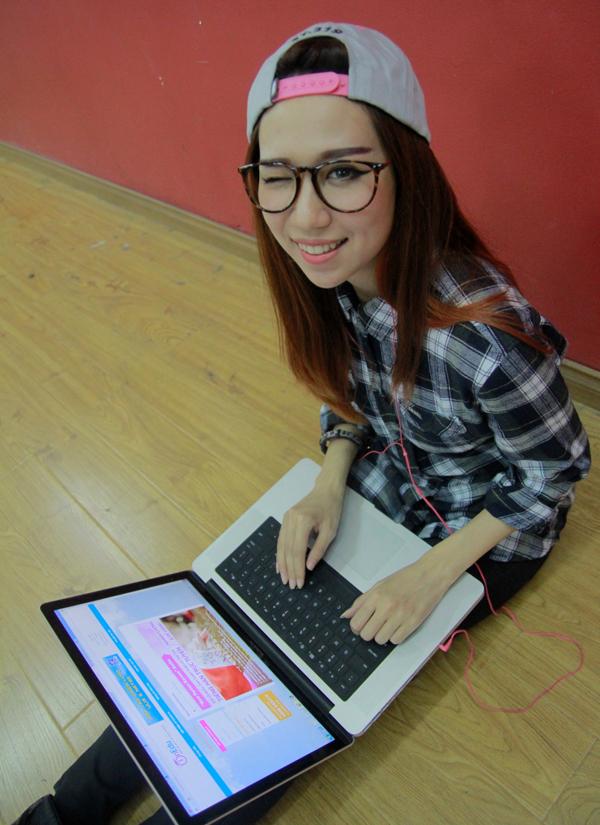 Đột nhập phòng tập ngắm Min (St.319) học tiếng Hàn siêu cute 5