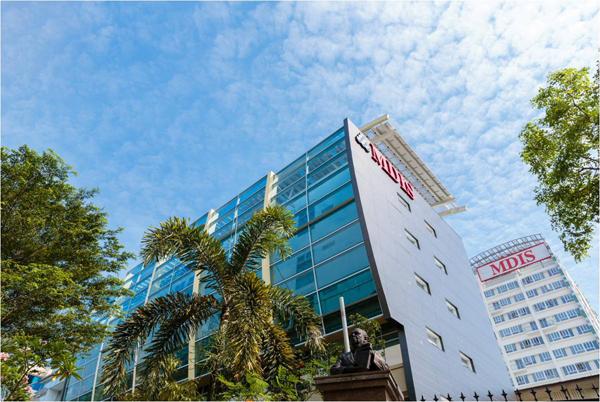 Hội thảo học bổng du học MDIS Singapore 1
