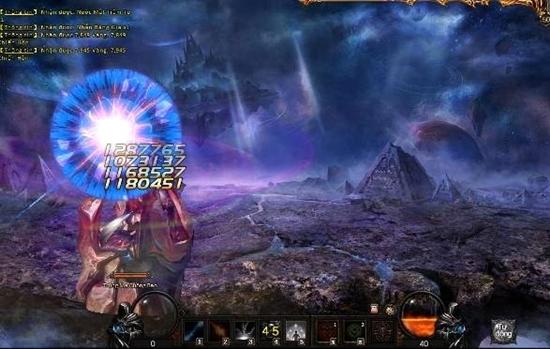 02 siêu quái vật đe dọa Thiên Không Thành  3