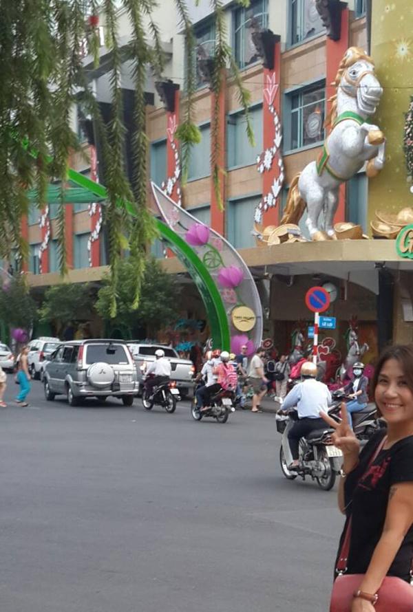 Cây Thịnh Vượng Sài Gòn thu hút sự tham gia của nhiều hot Facebooker 5