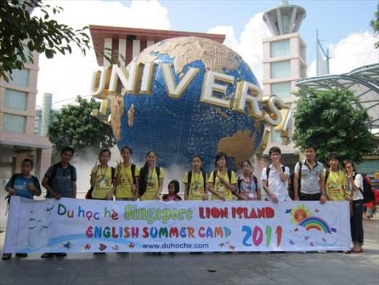 Khuyến mãi đặc biệt học hè Singapore 2014 2