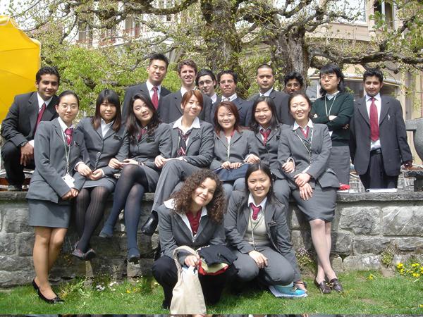 Hội thảo Đại học Quản trị Khách sạn SHMS Thụy Sĩ  2