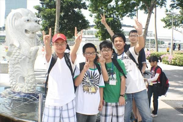 Khuyến mãi đặc biệt học hè Singapore 2014 5