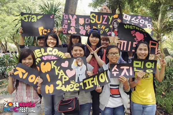 HEC Korea Festival duy trì chương trình hạ giá vé trong 4 ngày 6