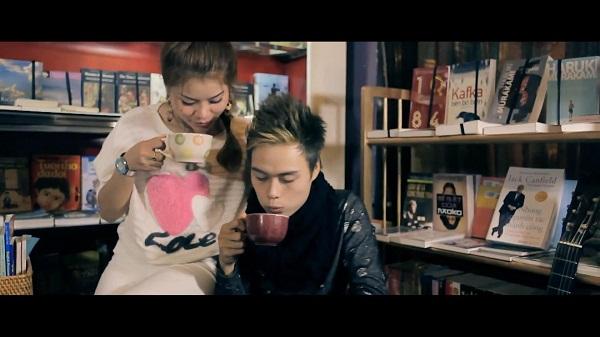 """Hình ảnh mới trong MV """"Bài Hát Tặng Em"""" của Anbi Anh Tuấn 5"""