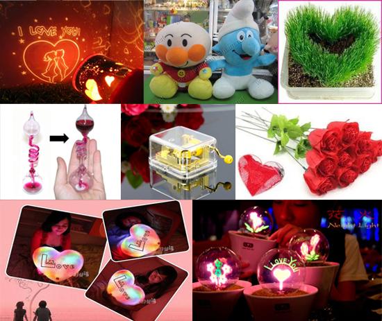 """Quà Valentine độc đáo nhất 2013 cho """"người ấy"""" 1"""