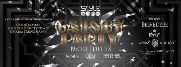 Ngắm những chiếc váy flapper thập niên 20 trong Gatsby Party 1