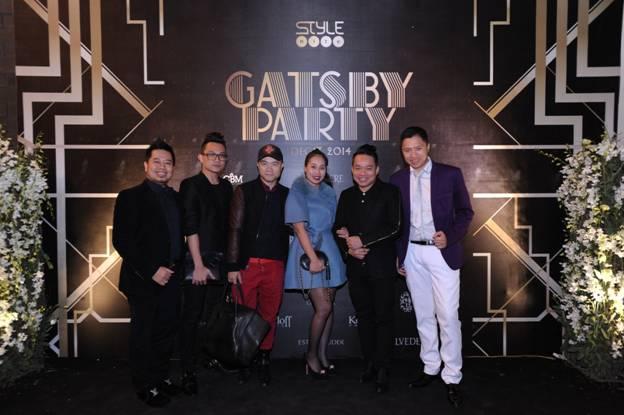 Ngắm những chiếc váy flapper thập niên 20 trong Gatsby Party 5