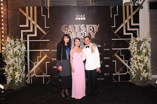 Ngắm những chiếc váy flapper thập niên 20 trong Gatsby Party 11