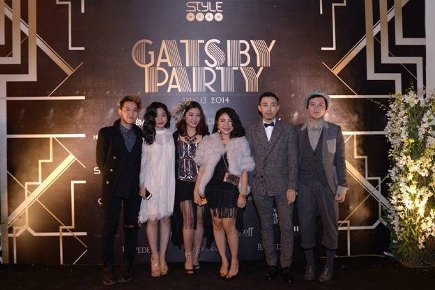 Ngắm những chiếc váy flapper thập niên 20 trong Gatsby Party 6