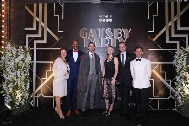 Ngắm những chiếc váy flapper thập niên 20 trong Gatsby Party 7