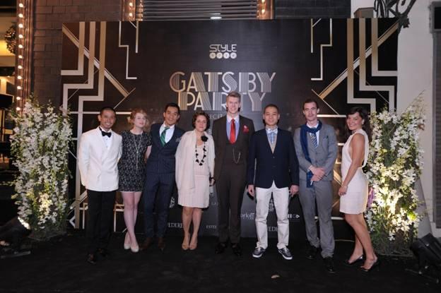 Ngắm những chiếc váy flapper thập niên 20 trong Gatsby Party 8
