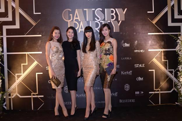 Ngắm những chiếc váy flapper thập niên 20 trong Gatsby Party 9