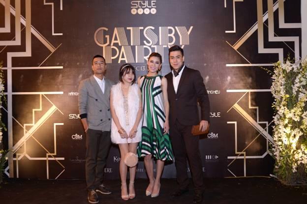 Ngắm những chiếc váy flapper thập niên 20 trong Gatsby Party 10