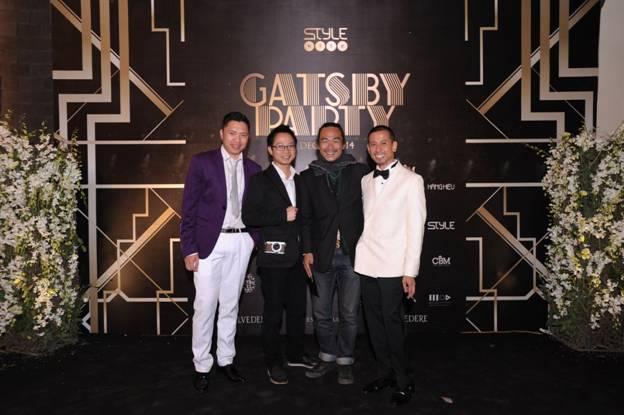 Ngắm những chiếc váy flapper thập niên 20 trong Gatsby Party 12