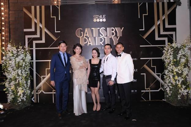 Ngắm những chiếc váy flapper thập niên 20 trong Gatsby Party 13