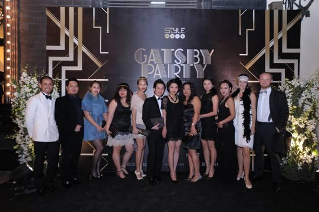 Ngắm những chiếc váy flapper thập niên 20 trong Gatsby Party 15