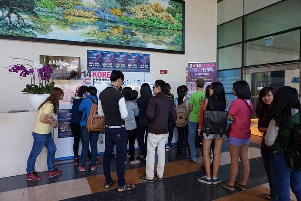 HEC Korea Festival duy trì chương trình hạ giá vé trong 4 ngày 1