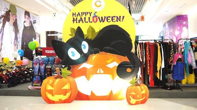 Đón Halloween tưng bừng tại Crescent Mall 3