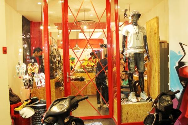 Mr.T shop – Địa chỉ cho các bạn yêu hiphop và thời trang 2