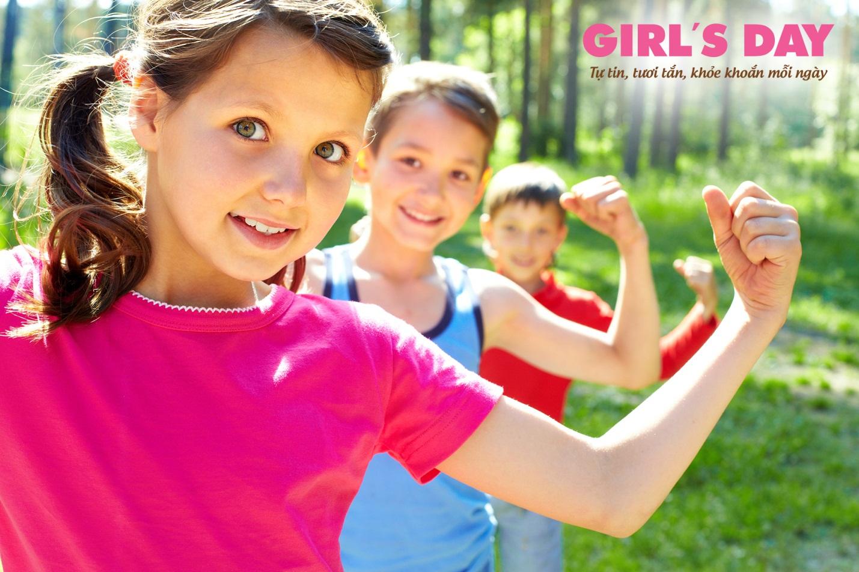 Những dưỡng chất và Vitamin con gái cần bổ sung ở tuổi dậy thì - Ảnh 1.