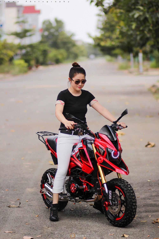 Đi tìm chiếc xe côn tay độc đáo có thể khiến giới trẻ Việt phát cuồng - Ảnh 2.