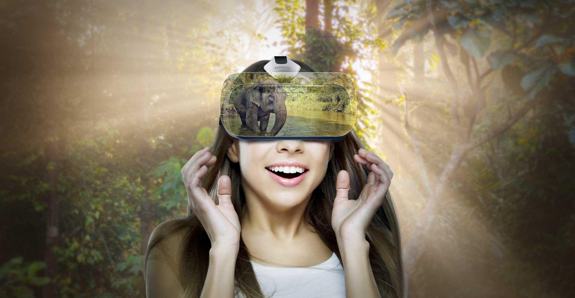Mở khóa thế giới thực tế ảo với bộ đôi Galaxy S7 và Gear VR - Ảnh 3.
