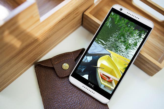 HTC Desire 820G+ Dual Sim: Smartphone đa dụng ở mức giá hấp dẫn - Ảnh 3.